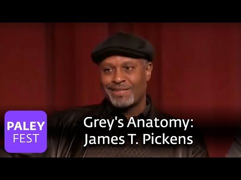 Grey's Anatomy - James T. Pickens on Dr. Webber (Paley Center, 2006)