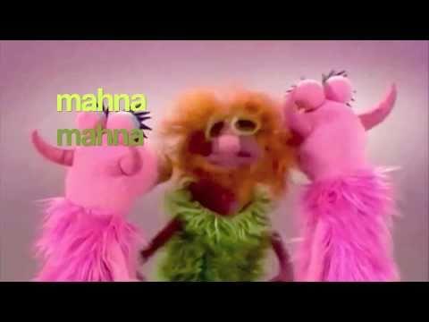 Muppet Show - Mahna Mahna...m HD  bacco... Original!      2 film