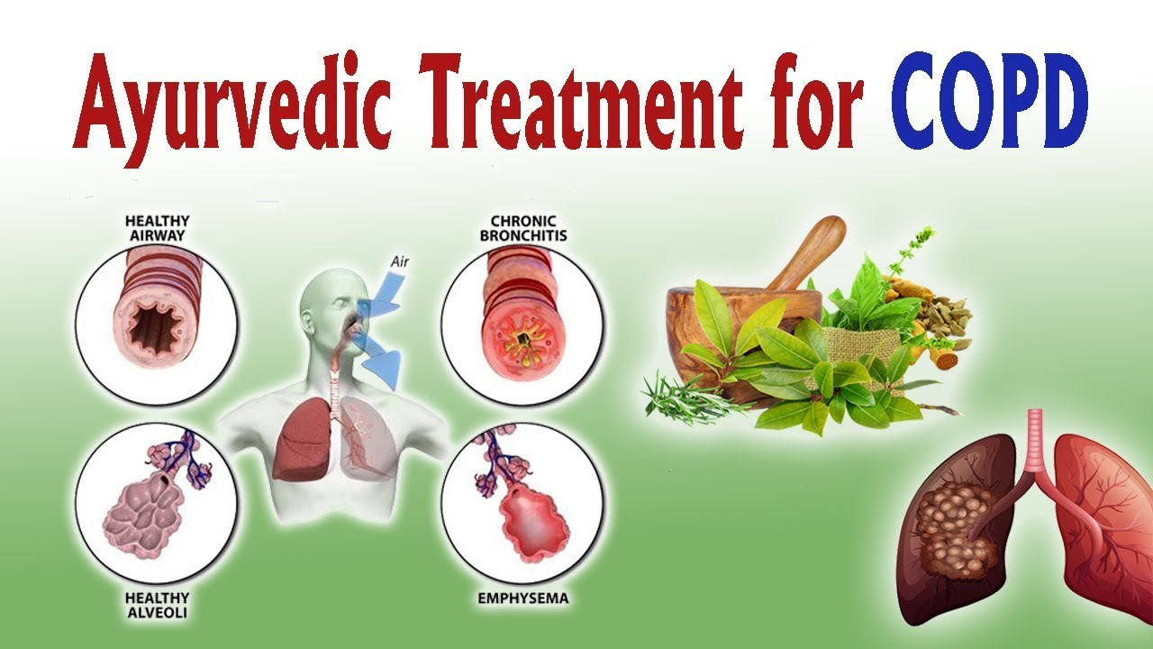 How to Cure COPD || Chronic Obstructive Pulmonary Disease Treatment