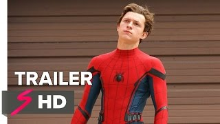 Marvel's Spider-Man: Homecoming - (2017) Theatrical CONCEPT Trailer TOM HOLLAND, ZENDAYA (Fan Made)