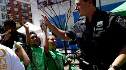 New York City's falling crime rate bucks the trend