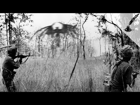 5 Terrifying Wartime Monster Sightings