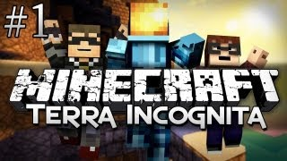 Minecraft: Terra Incognita - Part 1 - BACKSCRATCHERS!