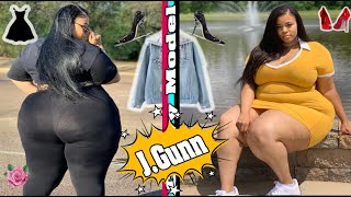 J.Gunn ... II 👗 The best plus-size summer models and Good fashion tips and ideas