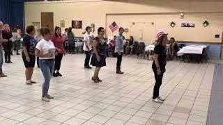 1,2,3 BEGINNER MAMBO – LINE DANCE (Explication des pas et danse)