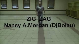 Zig Zag Line Dance