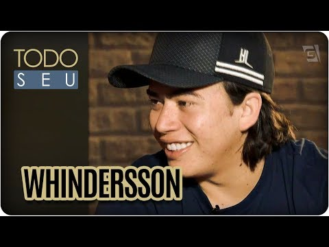 Entrevista Com Whindersson Nunes - Todo Seu (10/04/18)