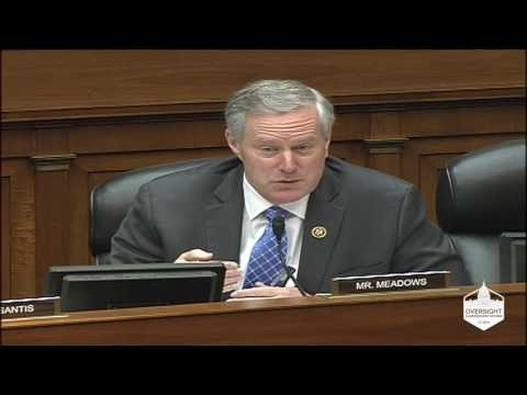 Rep. Meadows - Empowering the Inspectors General