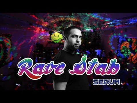 How To Make Rave Stabs