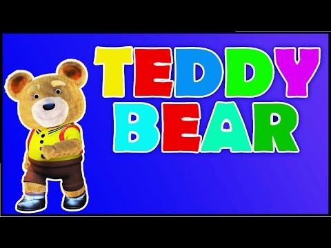 Teddy Bear Song - Kindergarten Nursery Rhymes | Kids Songs | Poems For Kids