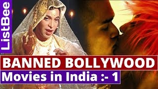 Banned Movies in India || Indian Movies || Part:- 1 || ListBee