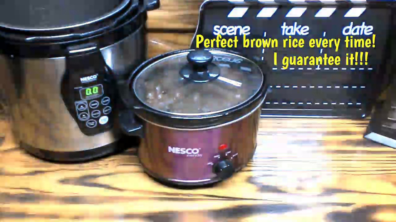 ~perfect Brown Rice In Electric Pressure Cooker