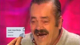 Хохотун и визитки / Risitas y las tarjetas de presentacion(Запилил свою версию с Хохотуном. Про логотипы, визитки и заказчиков. Не основано на реальных событиях, любы..., 2015-04-30T02:03:12.000Z)