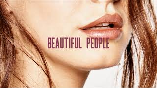 Lana Del Rey - Beautiful People
