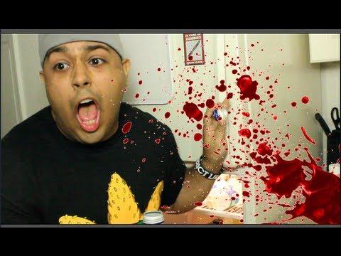 KILLER IN MY HOUSE!