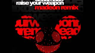 Deadmau5 - Raise Your Weapon (Madeon VIP Remix) (Live Version)