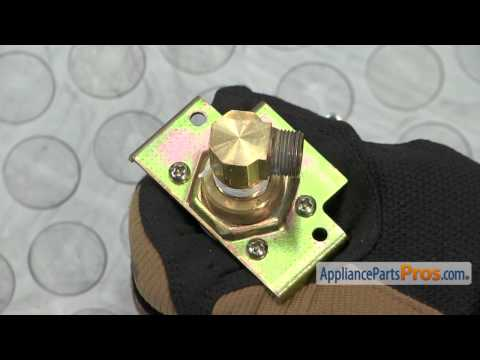 Dishwasher Water Inlet Valve (part #00425458) - How To Replace