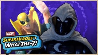 Marvel Super Heroes: What The--?! Shadowland Promo