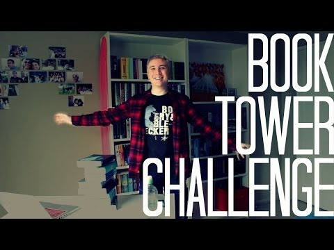book-tower-challenge