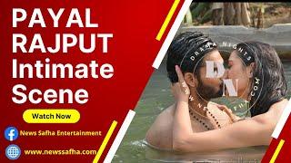 Payal Rajput Bold kissing  scene 2019 |Punjabi actress Hot leaked video #Sexy #kissing