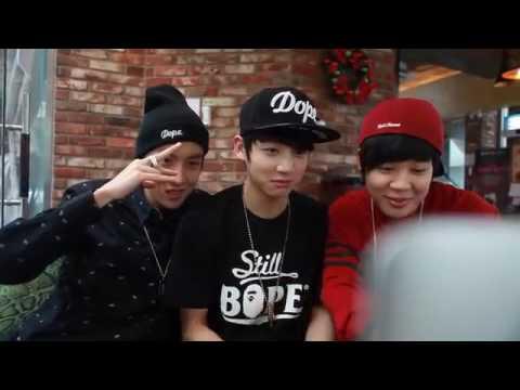 Syahra Lani BTS 방탄소년들의 졸업1
