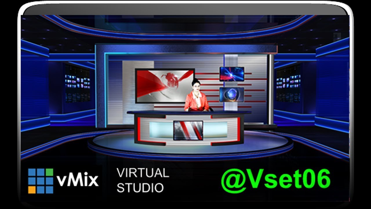 Free vmix virtualset vset6 by FREE VIRTUAL SET