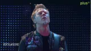 Metallica - My Friend Of Misery (Live) - Rock Am Ring 2012