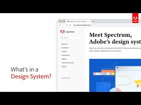 What is typically included in a Design System? | Design Systems with Adobe XD Course