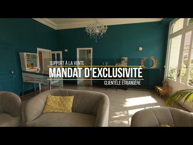 Trailer R shoot - visite immobilière en drone FPV