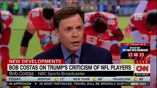 Bob Costas on conflating the flag with the