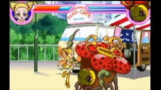 Yes! Precure 5 Go! Go! All Girls in trouble All girls mostly tied up! I'm just experimeting here. played by Ryona Ming.