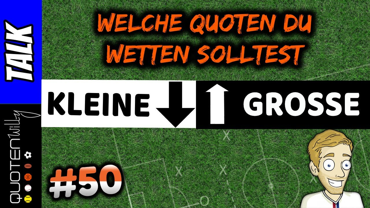 Sportwetten Quoten