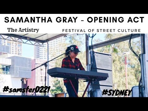 OPENING ACT: The Artistry Festival of Street Culture [SYDNEY]
