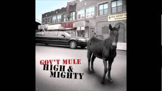Watch Govt Mule Mr High  Mighty video