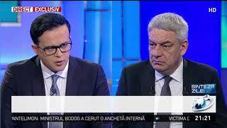 Mihai Tudose, la Sinteza Zilei: Pentru unii infractori pedeapsa cu moartea e puțin