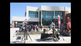 Forest Park High School Solar Astronomy 4 22 2015