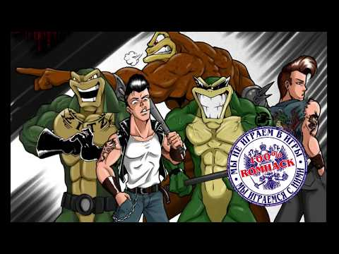 [NES] Battletoads & Double Dragon 3 players (hard)