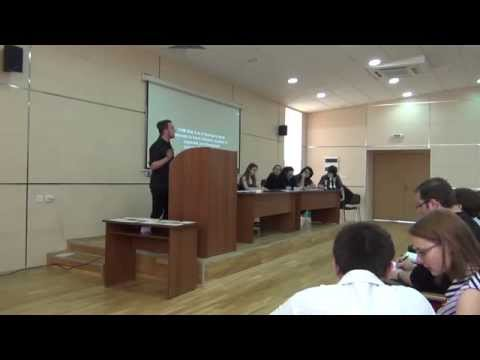 Bucharest Cup - University Debate Finals