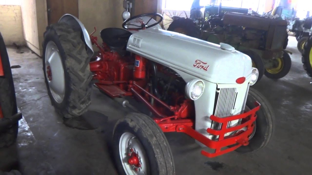 Ford 8n tractor 1950 for sale june 7 2015 for 2 800 at for 8n ford tractor motor for sale