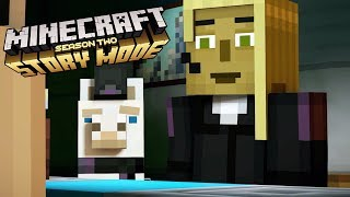 Can We Trust Stella? - Minecraft Story Mode Season 2 (Ep.10)