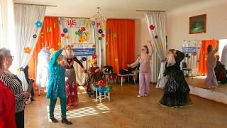 Танец - Если б я был султан - ВИА Гра и Цекало