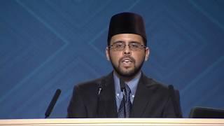 The Holy Prophet (sa) as a Messenger of Peace