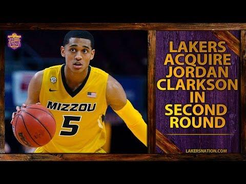 Lakers Draft Jordan Clarkson In Second Round  of 2014 NBA Draft