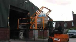 DRB Safety Barriers LCHP - Video 3