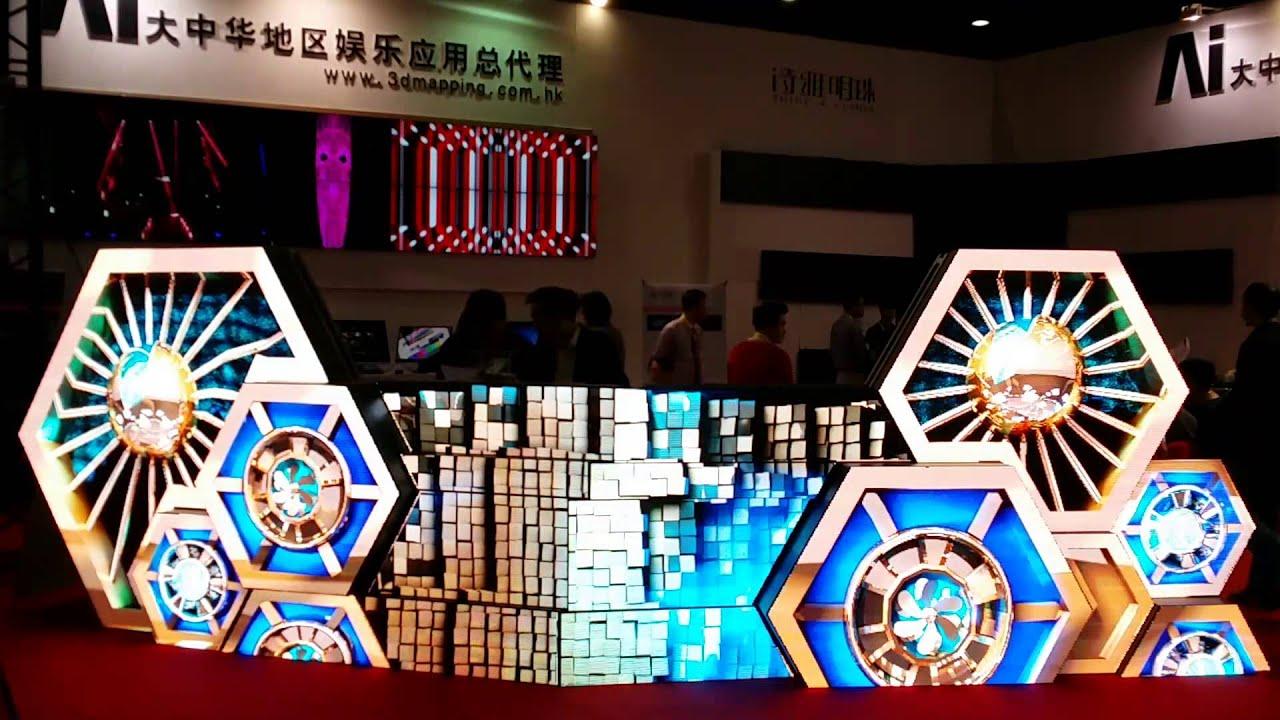Dịch vụ thi công Đèn Led, biển quảng cáo LED, hiệu ứng LED