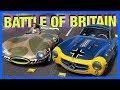 Forza Horizon 3 Online : BATTLE OF BRITAIN!!