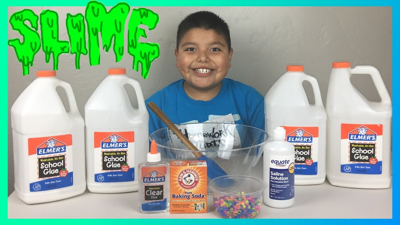 Testing Karina Garcia Slime Recipes! Right Way !!! How To Make Slime  Without Borax !!!
