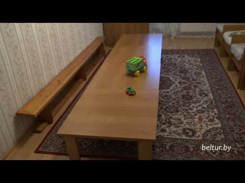 База отдыха Милоград - детская комната, Отдых в Беларуси