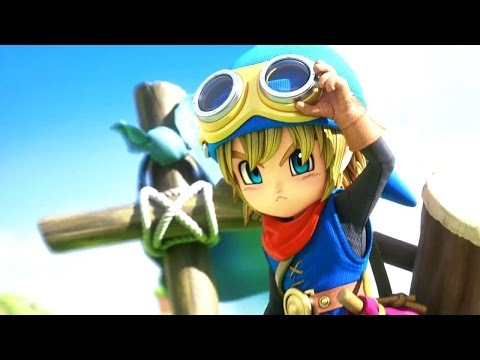 Why Dragon Quest Builders Might Be Japan's Answer to Minecraft