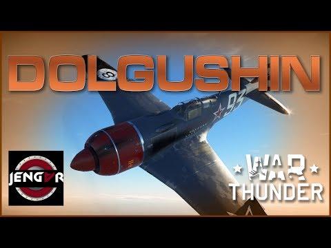 War Thunder Premium Review: Dolgushin's La 7 [STRONK]